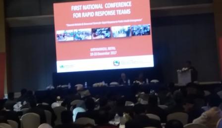 महामारी सम्बन्धि राष्ट्रिय सम्मेलन