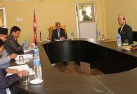 स्वास्थ्य सेवा सुधार्न सुदूरपश्चिम सरकारको संयुक्त प्रतिवद्दता