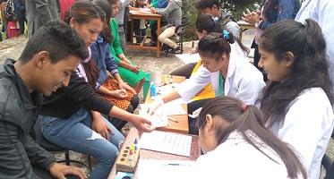 सामुदायिक स्कुलमा निःशुल्क स्वास्थ्य परिक्षण अभियान सुरु