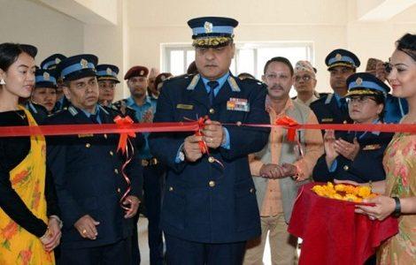 नेपाल प्रहरी अस्पतालमा 'शिशु स्याहार केन्द्र' स्थापना