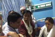 अस्पतालसंग १० बुँदे सहमतिपछि प्रत्यारोपण केन्द्रका नर्सहरुको आन्दोलन स्थगित