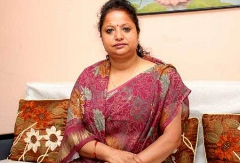 कामपाका उपमेयर हरिप्रभा खड्गीको नर्भिक अस्पतालमा उपचार हुँदै