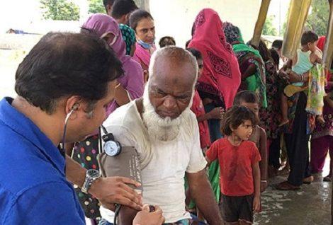 बाढी प्रभावित क्षेत्रमा स्वास्थ्य सेवा सुरु,तराईका तीन स्थानमा छुट्टै एकाइ सञ्चालन