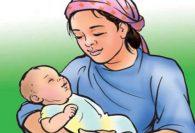 महिनावारी र सुत्केरी हुँदा दिइँदैन दही–दूध