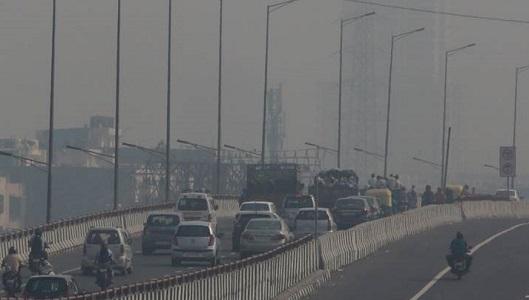 भारतको राजधानी दिल्लीमा स्वास्थ्य संकटकाल घोषणा