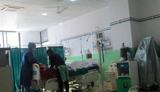 कर्णाली स्वास्थ्य विज्ञान प्रतिष्ठानमा आरथ्रोस्कोपी शल्यक्रिया सेवा सुरु
