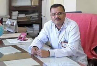 कोभिड युनिफाइड केन्द्रीय अस्पतालमा नव नियुक्त प्रमुख प्रशासकीय अधिकारी डा. बस्नेतको पदबहाली