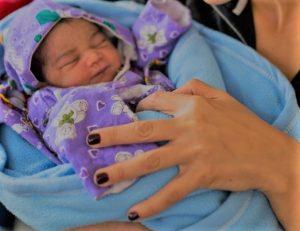 सुत्केरी महिलालाई निःशुल्क एम्बुलेन्स सेवा