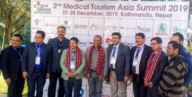 दोश्रो मेडिकल टुरिजम एशिया समिट २०१९ राजधानीमा सुरु, महतोले गरे उद्घाटन