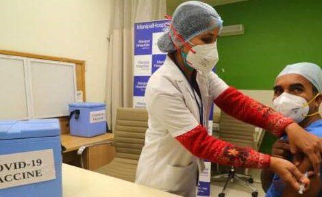 भारतमा माघ ३ देखि कोभिड खोप दिन सुरु हुने, पहिलो चरणमा ३ करोड स्वास्थ्यकर्मीलाई दिइने