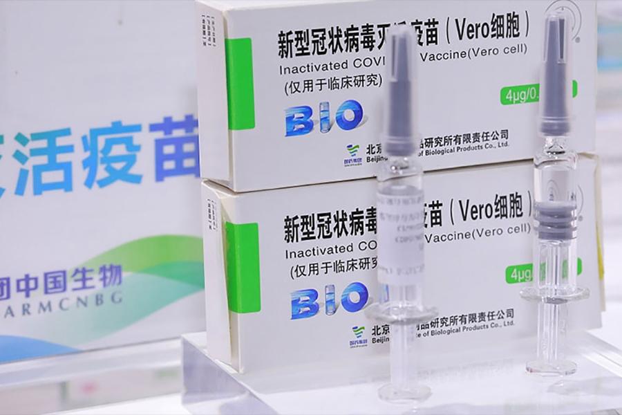 चीनबाट आज ८ लाख डोज कोरोनाविरुद्धको खोप आइपुग्दै