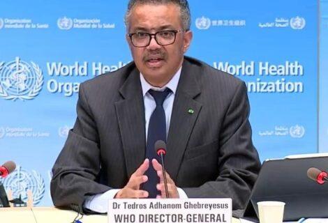 कोरोना संक्रमितको उपचारमा नेपाललाई आपतकालीन सहयोग गर्न विश्व स्वास्थ्य संगठनको आग्रह